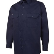JB's Wear L/S 150G Work Shirt