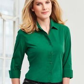 Ladies Biz Collection Monaco 3/4 Sleeve Shirt