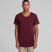 Men's AS Colour Shadow Scoop Neck T Shirt