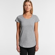 AS Colour Women's Mali Capped Sleeve Tee
