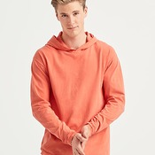 Comfort Colours Long Sleeve Hooded Tee 4900