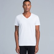 AS Colour Tarmac V Neck Mens Tee