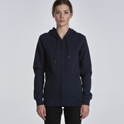Unisex Index Zip Up Hood by 'AS Colour'