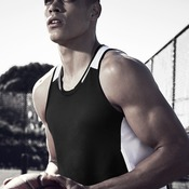 Mens Renegade Cooldry Singlet